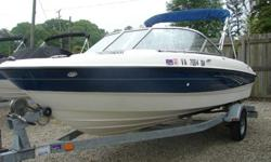 Must SeeThe largest 18 foot runabout interior in its class with the ability to configure the boat the way your customers want it with multiple product configurations