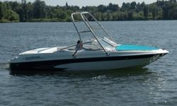 SUMMER SALES EVENT ON NOW ... PRICE JUST REDUCED AGAIN ... NOW $13,995 BLOWOUT.This boat runs well, is very clean, and in excellent shape. The motor is a 5.7L Mercruiser with a 4 barrel carb upgrade.Nice shape. We'll consider reasonable offers. Come see