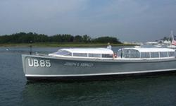 Boston Harbor tour business for sale. USCG COI for 49 passengers and 2 crew. Call 978-590-2806. www.UnitedYacht.com/SamanthaGauld