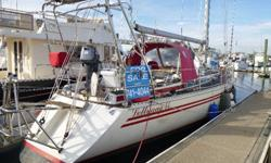 Built in Denmark, this sloop is loaded with so many options from a grill to solar panels, etc. To view all her photos, videos and specs, please visithttp