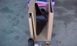 """NEW, NEVER PRE-OWNED PROPELLER, for an OMC Cobra, Johnson, or Evinrude. Part # 0765186, 15 spline, 15"""" diameter, 15"""" pitch. Sold the boat I purchased it for, so have no need for it. Never taken out of the box. Includes the Hub kit. Will fit an OMC Cobra"""