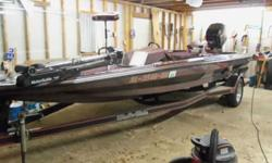 1992 Bullet 20VEE with 1994 Merc 200 XRI, Low water pickup with Racing Carrier Bearing. Kevlar hull. Posting this for a friend of mine. This boat has had two owners, always garaged & and not worn out at all. Transom has NO stress cracks. Carpet, seats &