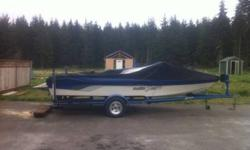 1992 Malibu F3 Euro-Crate 350 engine, all Marine parts (professional ski boat) w/ Trailer in excellent shape. Bimini canopy & upholstery in excellent shape. Engine has been serviced annuallyCall, text or email Ray (253)534-5296 / [email removed].This ad