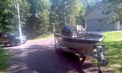 2001 Crestliner FishHawk 1750 115 Yamaha 4 stroke. Runs great Low hours Any Questions email (click to respond) or Call Thanks ChrisListing originally posted at http