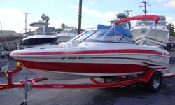 The TAHOE® Q4 Open bow offers outstanding maneuverability and brisk performance in a stylish package that?s sure to please your whole crew. The Q4 is much more than just a nimble boat with great fuel efficiency. It?s an all-around family fun vessel with a