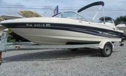 2005 Sea Ray 180 SPORT This 18' runabout is ready to get you and your family on the water! Boat will be delivered with a full tank of fuel. For more information please call