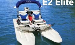 The queen of the CraigCat® fleet, it?s the top-of-the-line, high-performance model loaded with our most popular accessories. Perfect balance of precision aquatic handling and ergonomic comfort. Full of features and long on excitement!¨ Custom (4 rod)