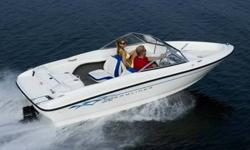 PRE-SEASON SPECIAL - NOW $12,995 OBO.THIS IS A MUST SEE BOAT! FLAWLESS / SHOWROOM CONDITION.~The most affordable stern drive package on the market is the ideal family fun package, with features of boats costing twice as much.~CertificationsMeets