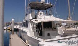 1989 Innovator 42 This Innovator is a rare breed and the ultimate west coast fishing boat. No comfort was spared on this boat which makes fishing off of it a luxury for not only you but also your guests. It is equipped with many bait tanks, freezers, rod