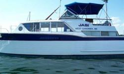 41 ft Chris Craft tri-cabin --Twin diesel power --radar, gps , chartplotter , VHF radio--- in use ,in the water--trades considered ( interested in wilderness Maine land ) buy a yacht for a boat price $13000. BO will not consider offers unless you look at