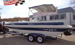 1997 VIP Deckliner 255 DL For Sale by 1st Phase Marine - Sunrise Beach, Missouri Exterior Color