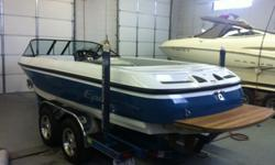 THE EPIC IS POWERD BY TOYOTAS VT300I 4.0 LITER, V8. THIS BOAT IS IN GREAT SHAPE. COME TO MARINE PRODUCTS AND SEE. THIS TOYOTA HAS LOW HOURS ON IT. CALL SCOTT OR JOE