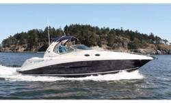 2006 Sea Ray 340 Sundancer, Perfect condition, fresh water boat! Never used overnight! Arrived in Anacortes from Iowa this spring. Generator has only 6 hours and the engines 165 hours! The boat was brought out of storage and professionally serviced, every