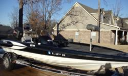 175 JohnsonNEW Minn Kota Terrova Trolling motor, New Batteries, Seats Recovered, Onboard Battery Charger, 2 Hummingbird GPS Fish FInders, SS Prop, Spare Prop, New Tires including Spare, New Brakes, Cover included.