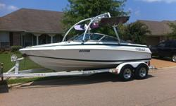 '99 Cobalt in excellent condition, 190 series (19.5 ft. length). This boat is loaded and great for summer days on the water with the family and friends with the following