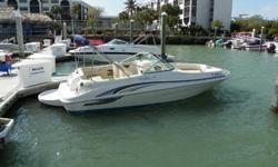 2001, 21' SEA RAY 21 Sundeck Single MerCruiser 5.0L 240HP EFI Gas Stern Drive with Alpha 1 Outdrive and SS Prop Asking
