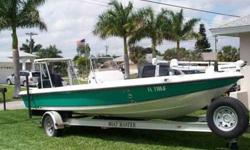 95 20FT ACTION CRAFT 2020 FLAT MASTER LOOKS GREAT AND RUNS GREAT.IT IS ONE OF THE BEST RIDING FLATS BOATS I HAVE EVER HAD. IT HAS A 96 200 EFI MECURY, ONE GARMIN 441S GPS/FISHFINDER ,REMOTE PYLE AUDIO SYSTEMS, POWER POLE WITH REMOTE,TROLLING MOTOR 24V,