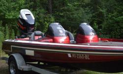 03 TZX 190 Bass boat, 05 175 Yamaha VMAX HPDI, Hyd Jack plate, 76lb minn kota trolling motor w galv trailer. AM/FM CD stereo system Garage kept. 14,900. Call or text 228-366-2129