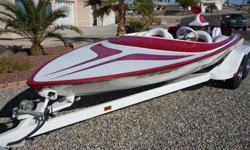 New Lowered Price 14950This Miller has had all new Gel coat applied and any gel coat cracks repaired in 2009. The new floor, bulk heads,carpeting, interior including all new seat wood was completed and installed by Miller Custom boats in Santa Maria Ca.in