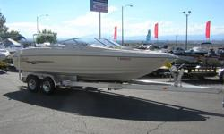 2001 Larson 230 LXi bimini top new aluminum trailer, 5.0L Mercury engine with only 155 hours of opperation very clean boat and just fully servedNOW ONLY $14,995.0plus tax and fee'sOffshore Marine -- NV. #1 Dealer in sales and servicePhone (702)