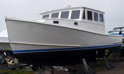 2005 Ernest Libbey 34 Don't by your lobster from the store, let's go fishing. Haul in the biggest and baddest lobsters in the ocean. This boat can do it, just look at it!!! Please submit any and ALL offers - your offer may be accepted! Submit your offer