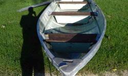 14ft. V HULL ALUM. FISHING BOAT WIYH OARS414-322-3314$ 150 THANKS JIMListing originally posted at http