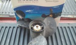 Like New Solas 3 Blade Performance Propeller only used twice , will take best offer