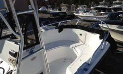23 feet MAKO 232 / 2000 / EVINRUDE 225 FICHT ENGINE / MIDDLE CONSOLE/ T-TOP with LAMPS/ BOW DODGER FOR PASSENGERS/GPS/ STEREO (New)/ Water-Skiing Pole (New) LIVE FISH BAITWELLL,TWO BATTERIES398 HOURS ON ENGINEPRICED TO SELLCell