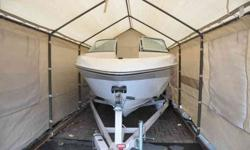 I am selling my 2006 Reinell 207 ls Nice clean ski boat, very well taken care of. All service done on time. 21' 4.3l volvo penta engine easily pulls a tube or wakeboarder yet very fuel efficient less than 40 hours on it always stored under a roof and