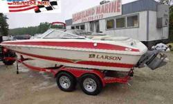 2003 Larson 204 For Sale by 1st Phase Marine - Sunrise Beach, Missouri Exterior Color