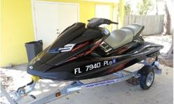 2012 Yamaha FX18SHOBrand new 2012 Yamaha FX18SHO supercharged high output Jetski and brand new 2013 continental trailer. The 1.8L Yamaha marine engine is the largest displacement engine in the Jetski industry. The supercharged motor allows this Yamaha to