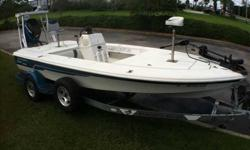 2001 Ranger 191 Loaded bay boat! Jack Plate, Trolling Motor, Platform!! Ranger 191 Bay This 2001 Ranger 1911 is an excellent inshore fishing platform that is loaded with all the options that you could ever want. The boat has been meticulously maintained