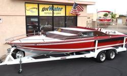 """FOR SALE!!1977 Sleekcraft Day Cruiser 23'$15,900http://www.gotwaterrentals.com/Consignment_1977_Sleekcraft_Day_Cruiser_23_Executive.htmlAlmost """"flawless"""" best describes this 1996 Correct Craft Ski Nautique. This awesome ski boat has been maintained"""