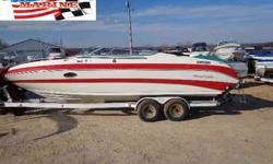 1994 Mariah 272 For Sale by Heartland Marine Boat Sales - Sunrise Beach, Missouri Exterior Color