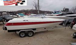 1995 Wellcraft 2600 BR For Sale by Heartland Marine Boat Sales - Sunrise Beach, Missouri Exterior Color