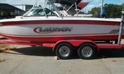 """1999 Supra 21 LAUNCH 1999 Supra 21 Launch! Supra wanted to deliver the time-of-your-life perfect wakeboarding boat and they've done it. They're the biggest, which gives you naturally awesome wakes. And they're the best, """"unquestionably one of the best"""""""