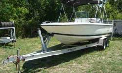 Beautiful boat with under 80 hours! Great deal for a boating enthusiast! One owner boat, RARELY USED and just serviced. Length