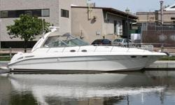 This boat has all the amenities of your home... plus it floats. The Sea Ray has twin Caterpillar Diesel engines (2000).There are way to many features to mention without getting flagged. Some of which include 2 air condition units, 5 batteries, generator,
