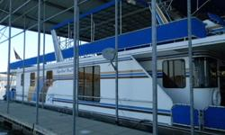 1998 Lakeview Houseboat 16' X 66'Twin 5.7 L EFI Mercruiser Engines 12.5 KW Westerbeke GeneratorInterior Updated 2009New Front and Rear Carpet 2009New Paint 2011Too many Upgrades to mention!Must See!Please see our classifed ad at