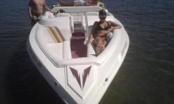 FREE TEST DRIVE ON THE WATER AVAILABLE FOR SERIOUS BUYERS Description- This boat is a 2004 custom built boat by American Extreme builders based out of the inland empire area of California. It is very similar to the eliminator body style. It is 24 ft in
