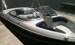 Like new 2011 Four Winns H180LE with open bow is located near Morgantown, WV. This Boat could literally be sold as new! The 3.0 liter 4 cyl engine (only engine available with the H180LE) has enough low-end power to pull a big guy like me (over 220 pounds)