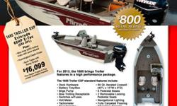 New 2013 Complete Boating Package Includes