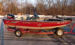 2001 1800 Lund Pro V, with 2001 Mercury Optimax 175hp. Great rig in great condition. More pics available on request. Boat is located in SE Wisconsin.