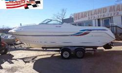 1996 Thompson 2600 Combo For Sale by 1st Phase Marine - Sunrise Beach, Missouri Exterior Color