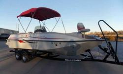 2006 SUN TRACKER PARTY DECK 21 For Sale by Midway Power Sports - Spokane, Missouri Exterior Color