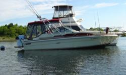 1983 searay sundancer 270 great condition for her age lot of extra's call 508 414 1509