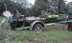 for sale sixteen feet flat bottom boat,motor five horsepower,gas tank,fish finder,2 seats,asking $1000.00 call ask for ed ph#936-231-2133Listing originally posted at http