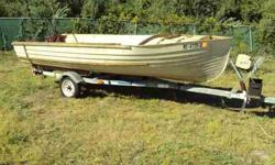 I want to sell it this week great hull to make your own boat , plexi windshield avalible also no trailer Listing originally posted at http