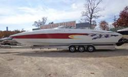2001 Baja 442 For Sale by First Phase Marine - Sunrise Beach, Missouri Exterior Color