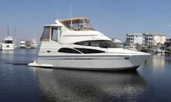 2005 Carver 36 MOTOR YACHT One Owner With Under 200 Hours!! Twin 310 hp Volvo Diesels Bow Thruster New Canvas August of 2011 Raymarine Electronics Package Sleeps Six Smaller Boat or RV Trades Seriously Considered This boat has seen very light use. It has